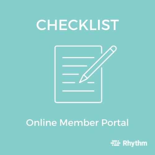 checklist online member portal